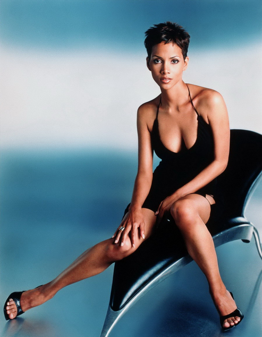 Halle Berry sinful story
