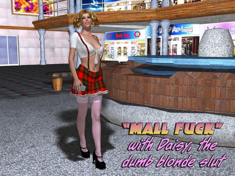 Mall fucking 3d / Adult Comics 3D Porn Comics