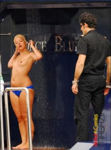 Sinful Lily Allen - Celebrity Comics Porn