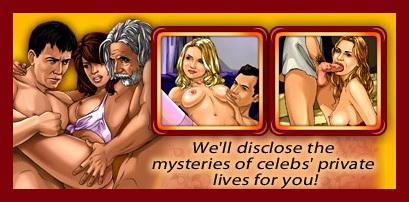 Kristin Kreuk Sex Comics - Celebrity Comics Porn